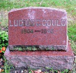 Lucius C Gould