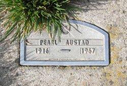 Pearl Josephine <I>Powers</I> Austad