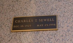 Charles T. Sewell
