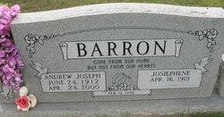 Andrew Joseph Barron