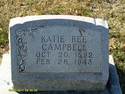 Katie Ree <I>Sanders</I> Campbell