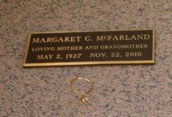 Margaret C. McFarland