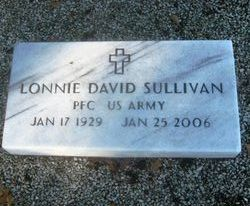 "Lonnie David ""Nick"" Sullivan"