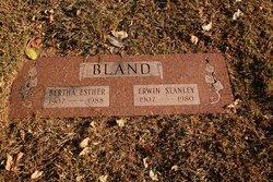 Erwin Stanley Bland