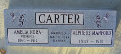 Alpheus Manford Carter
