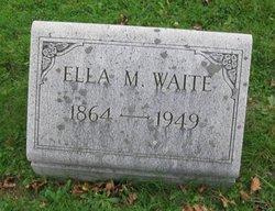 Ella Martha Waite