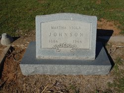 Martha Viola Johnson