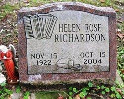 Helen Rose <I>Milano</I> Richardson