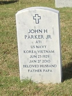 John Hartwell Parker, Jr