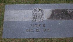 Elsie B. Lenderman