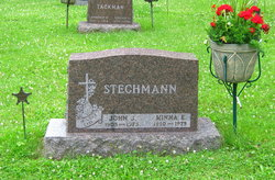 Minna Elizabeth <I>Dammann</I> Stechmann
