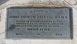 James Andrew Dale