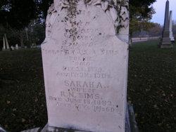 Sarah A Sims