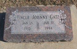 Johnny Gatz