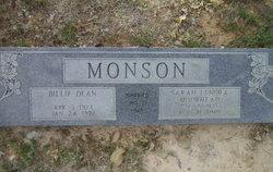 Billie Dean Monson