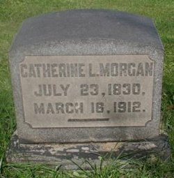 Catherine <I>Lewis</I> Morgan