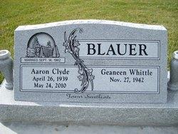 Aaron Clyde Blauer