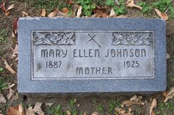 Mary Ellen Johnson