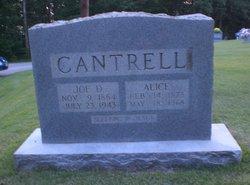 Joseph Daniel Cantrell