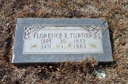 Florence E. Turner