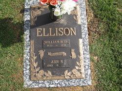 William Henry Ellison, Sr