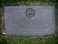 Sally F Raphael