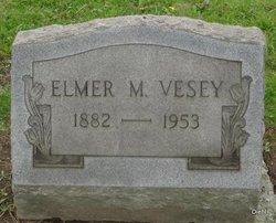 Elmer M Vesey