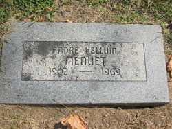 Andre Helluin Menuet