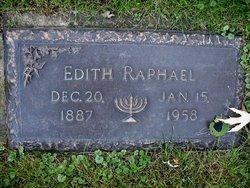 Edith Raphael