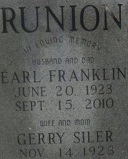 Earl Franklin Runion