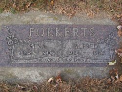 Alfred Folkerts