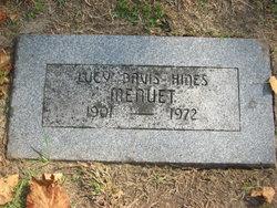 Lucy Davis <I>Hines</I> Menuet
