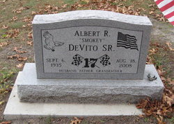 "Albert R ""Smokey"" DeVito, Sr"