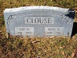 "Rose Elizabeth ""Rosie"" <I>Huffman</I> Clouse"