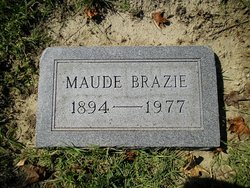 Maude Brazie