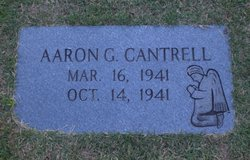 Aaron G. Cantrell