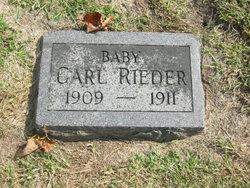 Carl John Rieder