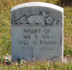 Infant Pharr