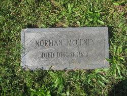 Norman McCeney