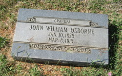 John William Osborne