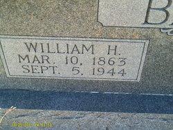 William Hamilton Baker