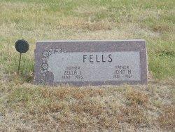 Zella Leah <I>Eastman</I> Fells