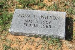 Edna L. Wilson