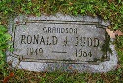 Ronald J Judd