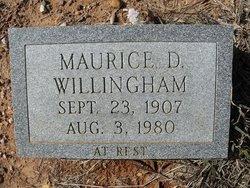 Maurice D Willingham
