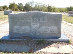 Sallie Jones