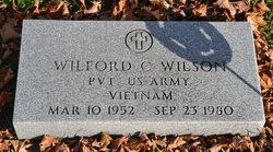 Wilford C Wilson
