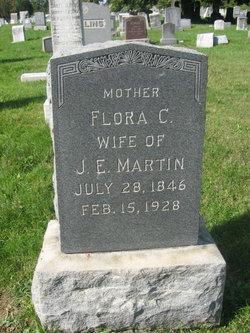 Flora C Martin