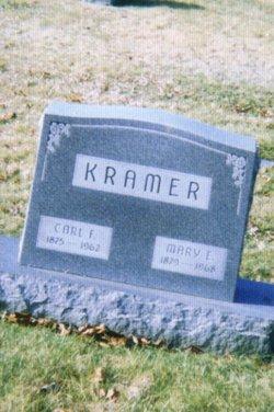Anna Mary <I>Eckhart</I> Kramer