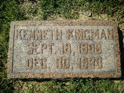 Kenneth Kingman
